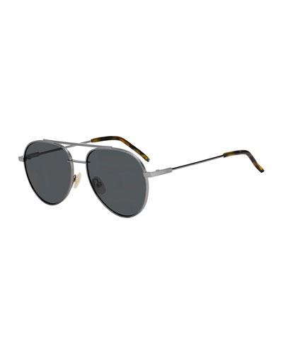 64b17074f84 Air Men s Metal Aviator Sunglasses