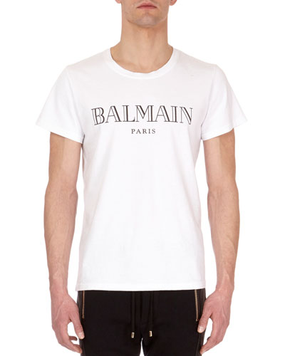 Classic Cotton Logo T-Shirt