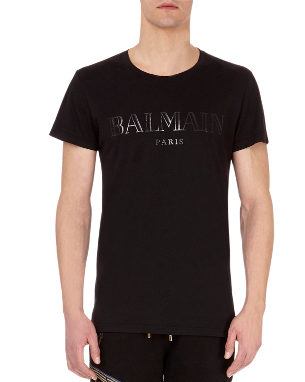 Classic Metallic Logo T-Shirt