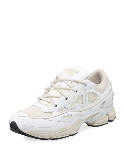 Men's Ozweego III Trainer Sneaker, White