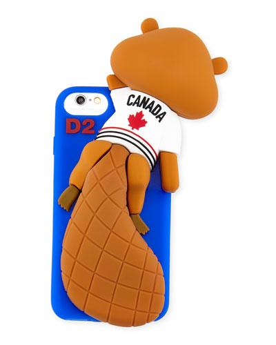 Beaver iPhone 7 Case