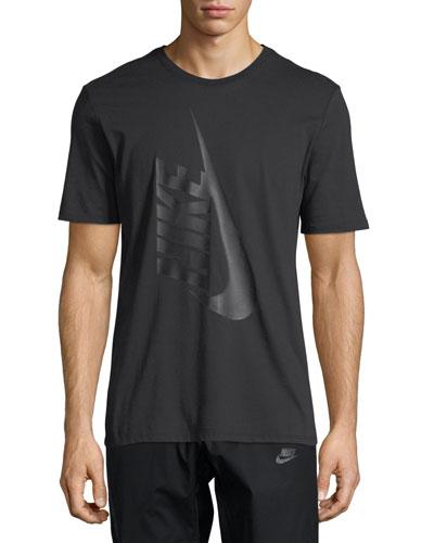 Nikelab Essentials Logo T-Shirt, Black