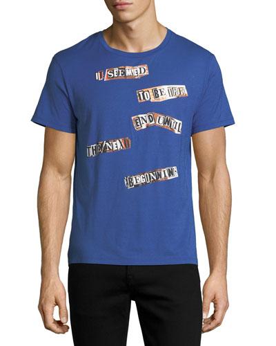 The Next Beginning Cotton T-Shirt