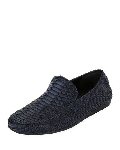 Coast 4 Python Slip-On Loafer