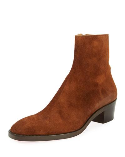 Hustington Men's Suede Boot