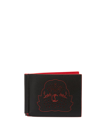 Clipsos Bi-Fold Leather Wallet