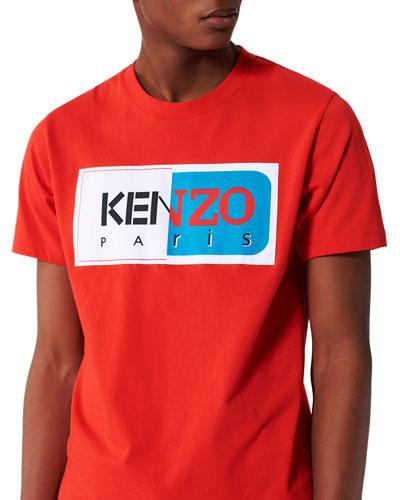 La Collection Memento N°1 Crewneck Short-Sleeve T-Shirt