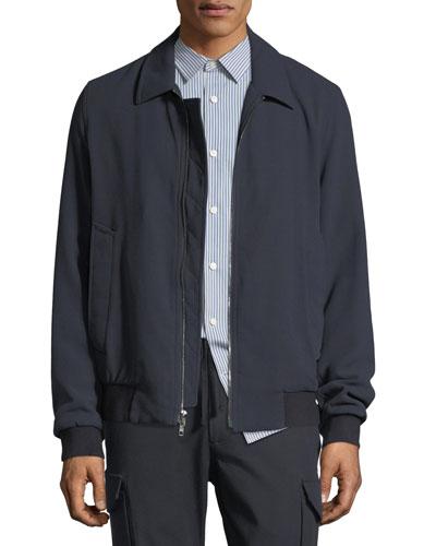 Cotton Bomber Jacket