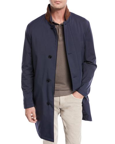 Sebring Windmate® Storm System® Jacket, Navy