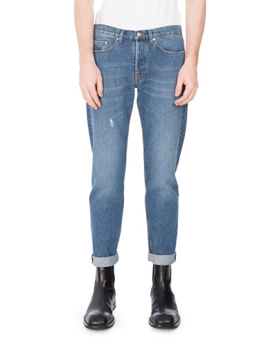 Pender Light Wash Skinny Jeans