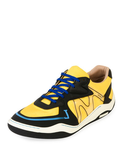Men's Diving Mesh Running Sneaker