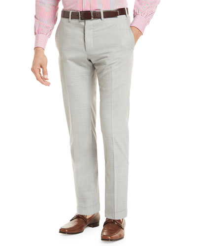 Super 160s Wool Trousers