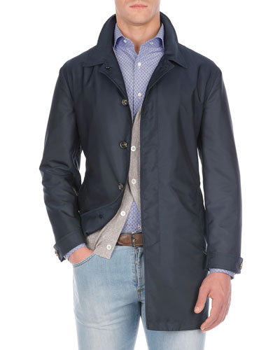 Extra-Light Double-Face Jacket