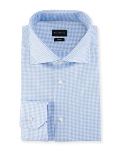 Trofeo® Gingham Comfort Dress Shirt