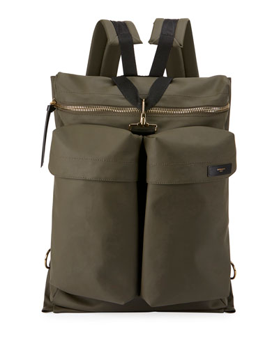 Solid Rubber Backpack