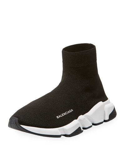 e575e4737e92 Men s Speed Signature Mesh Sock Sneakers Quick Look. Balenciaga