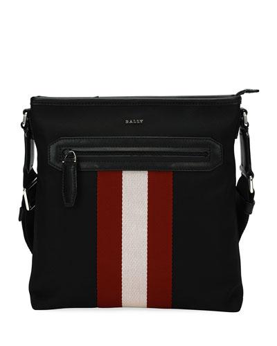 Currios Trainspotting Knit Crossbody Bag