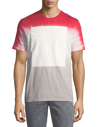 Graphic Tie-Dye Short-Sleeve T-Shirt