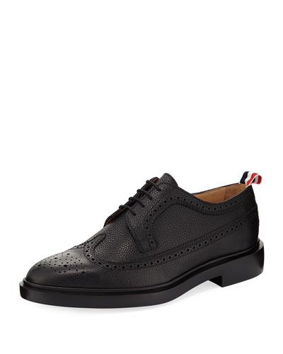Classic Long Wing Brogue Shoe