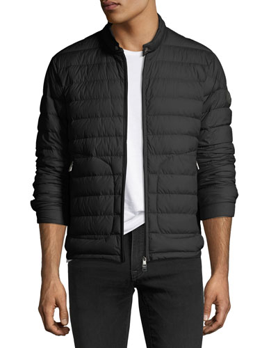 Acorus Quilted Stretch Jacket