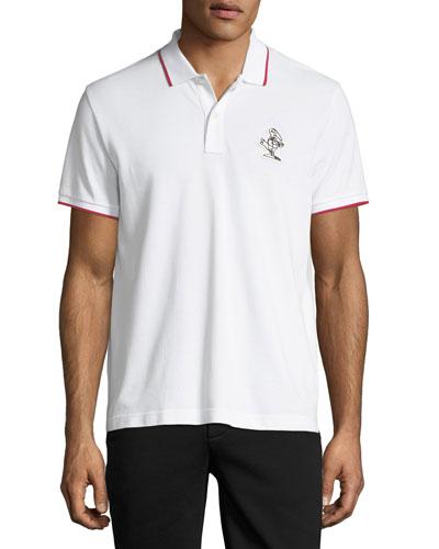 Maglia Cotton Polo Shirt