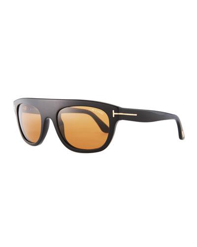 Frederico Acetate Sunglasses