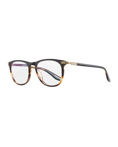 Barton Perreira Opticals MEN'S LAUTNER ACETATE READING GLASSES-1.5