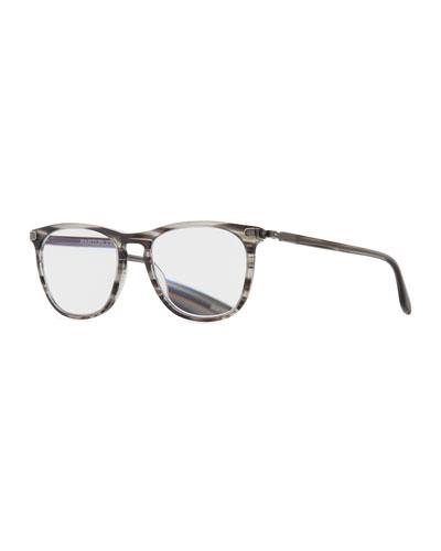 Barton Perreira Opticals MEN'S LAUTNER ACETATE READING GLASSES-3.0