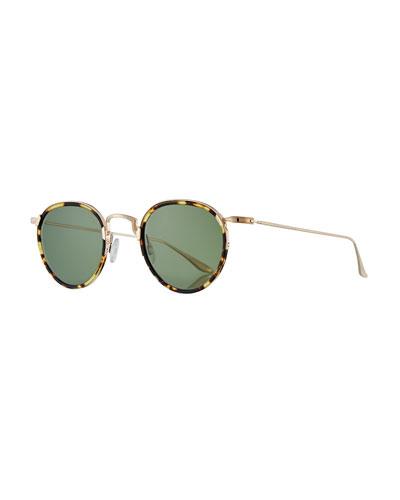 Men's Aalto Matte Metal Sunglasses