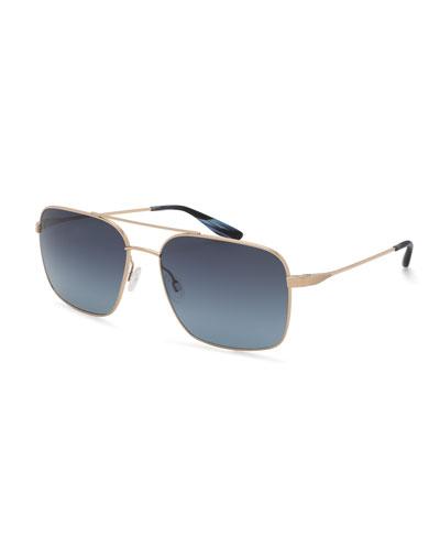 Men's Volair Square Metal Sunglasses