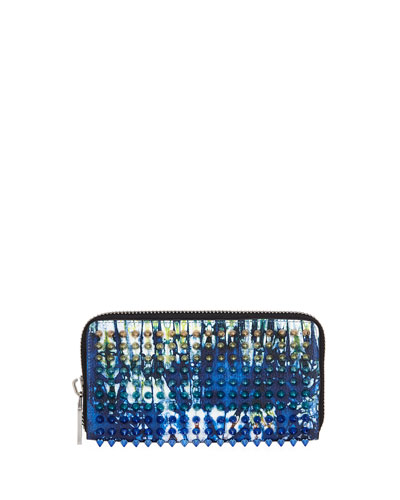 Panettone Tie-Dye Studded Wallet