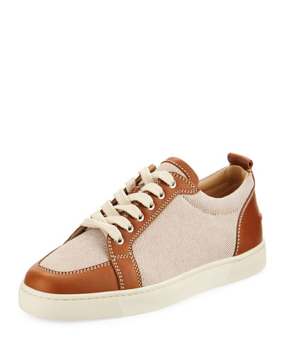 Rantulow Lace-Up Canvas Sneaker