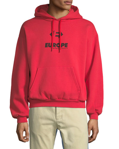 Europe Graphic Hoodie
