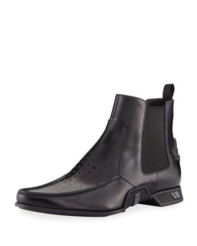 Spazzolato Rois Chelsea Ankle Boot