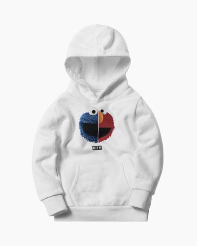 Kith  KID'S SESAME STREET™ HOODIE SWEATSHIRT, INFANT/TODDLER/YOUTH