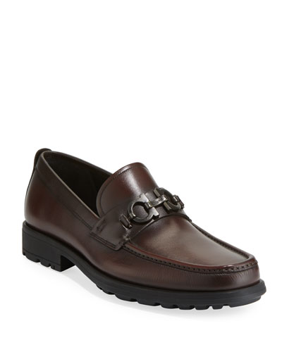 6a80534aacb Mens Rubber Sole Loafers | bergdorfgoodman.com