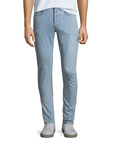Men's Standard Issue Fit 1 Slim-Skinny Jeans, Montauk Blue
