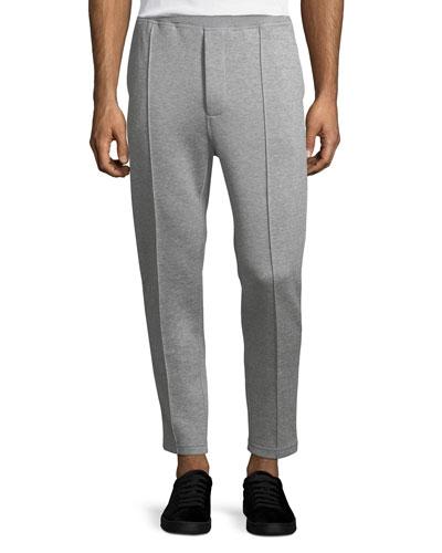 Felpa Cotton-Blend Sweatpants