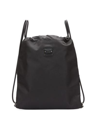 8502f64cb0d Mens Drawstring Backpack