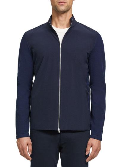 Men's Bellvil Fine Bilen Sweater Jacket
