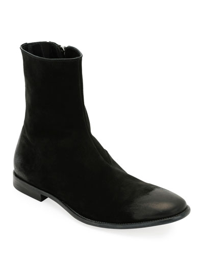 6ba8bdc04c1 Stacked Ankle Boot | bergdorfgoodman.com
