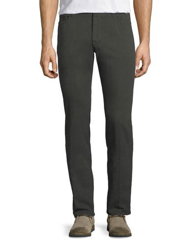 Men's Ray Five-Pocket Cotton Pants