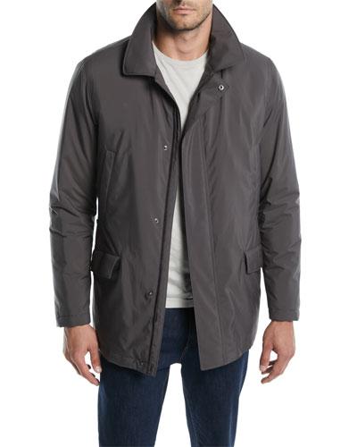 Men's Firenze WindStorm Fur-Lined Jacket