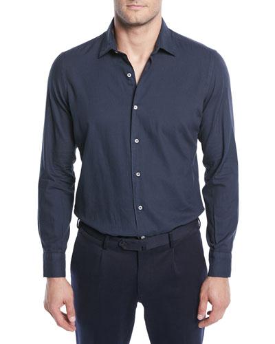 Men's Arthur Cotton Sport Shirt