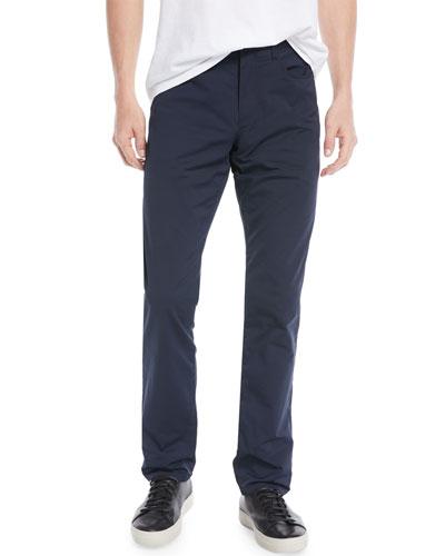 Men's Tech 5-Pocket Straight-Leg Pants