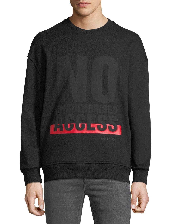 Men's Graphic Sweatshirt
