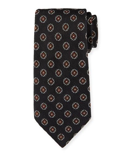 Fancy Box Silk Tie