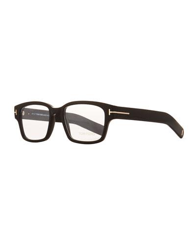 Mens Plastic Frame Eyewear | bergdorfgoodman.com
