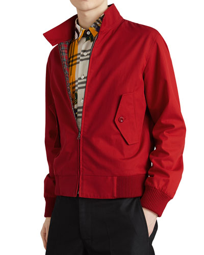 Men's Dalham Cotton Jacket