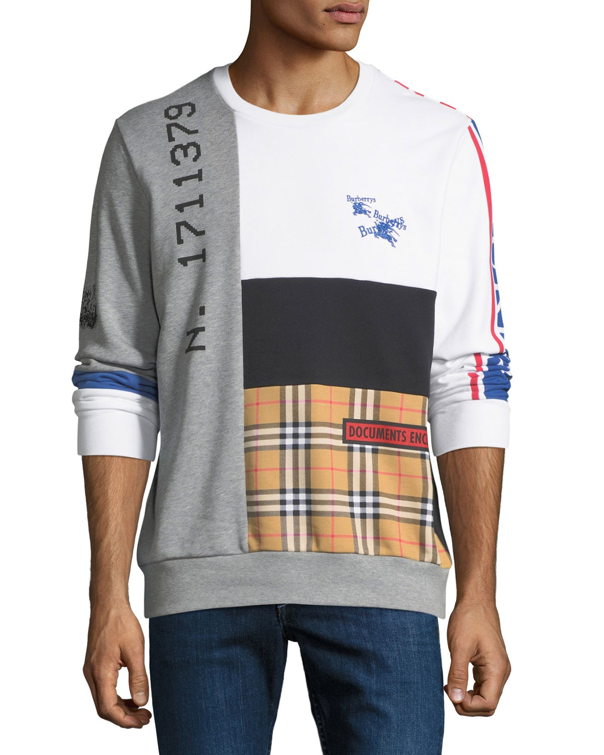 Men's Girnley Graphic Sweatshirt